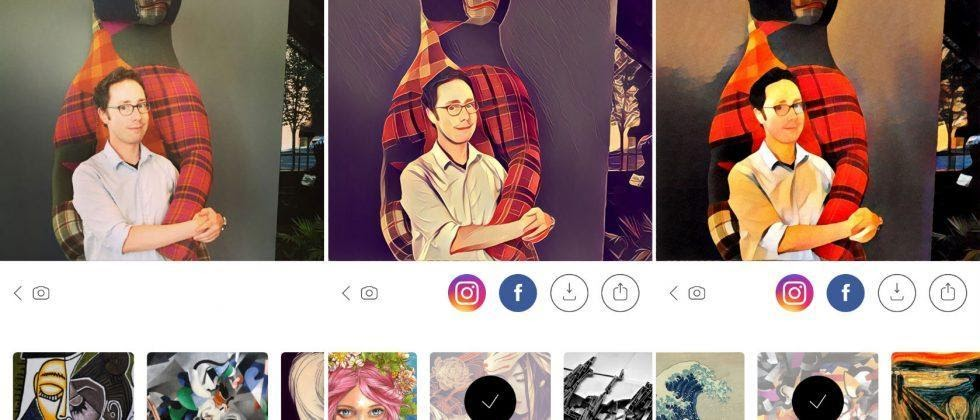 Prisma offline mode puts filters on your disconnected iPhone - SlashGear
