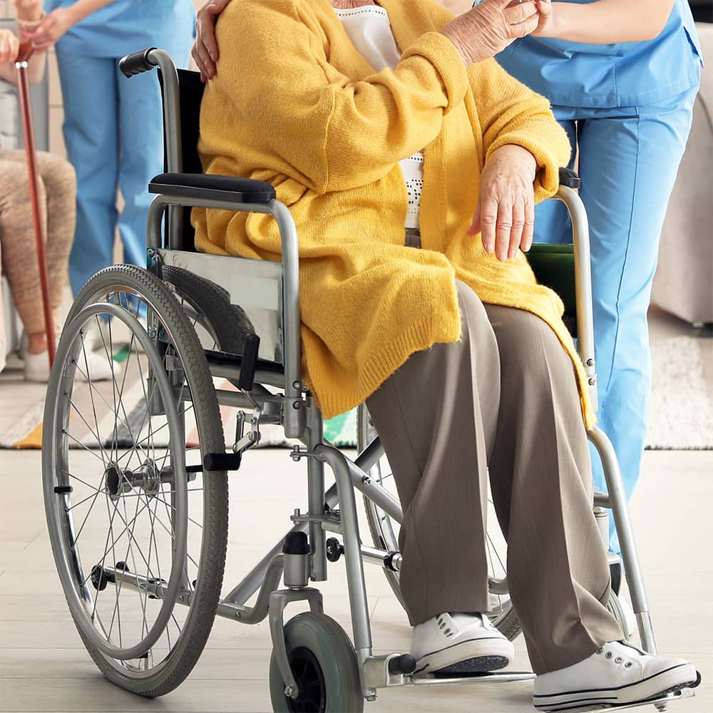 image from nursing home