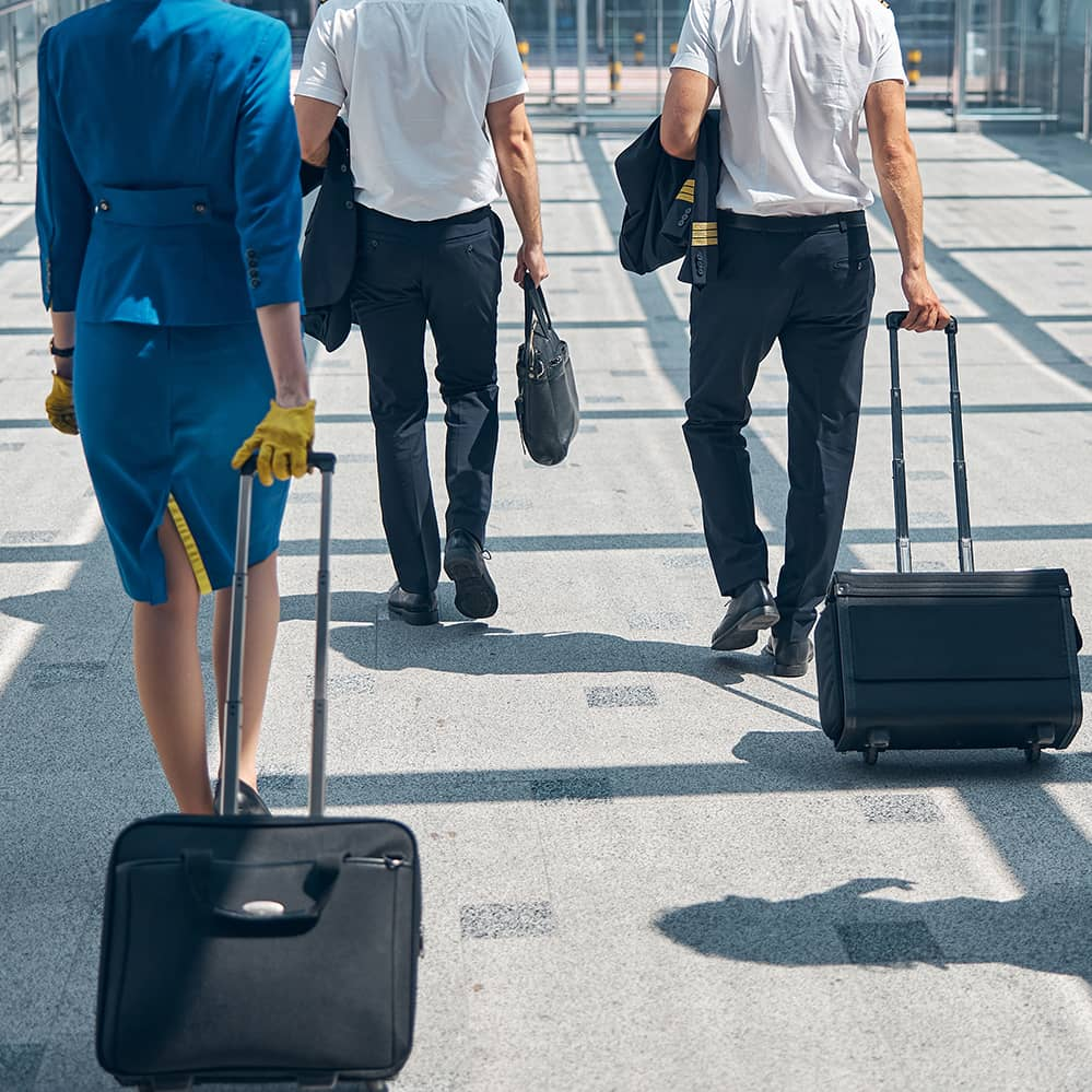 travel employees