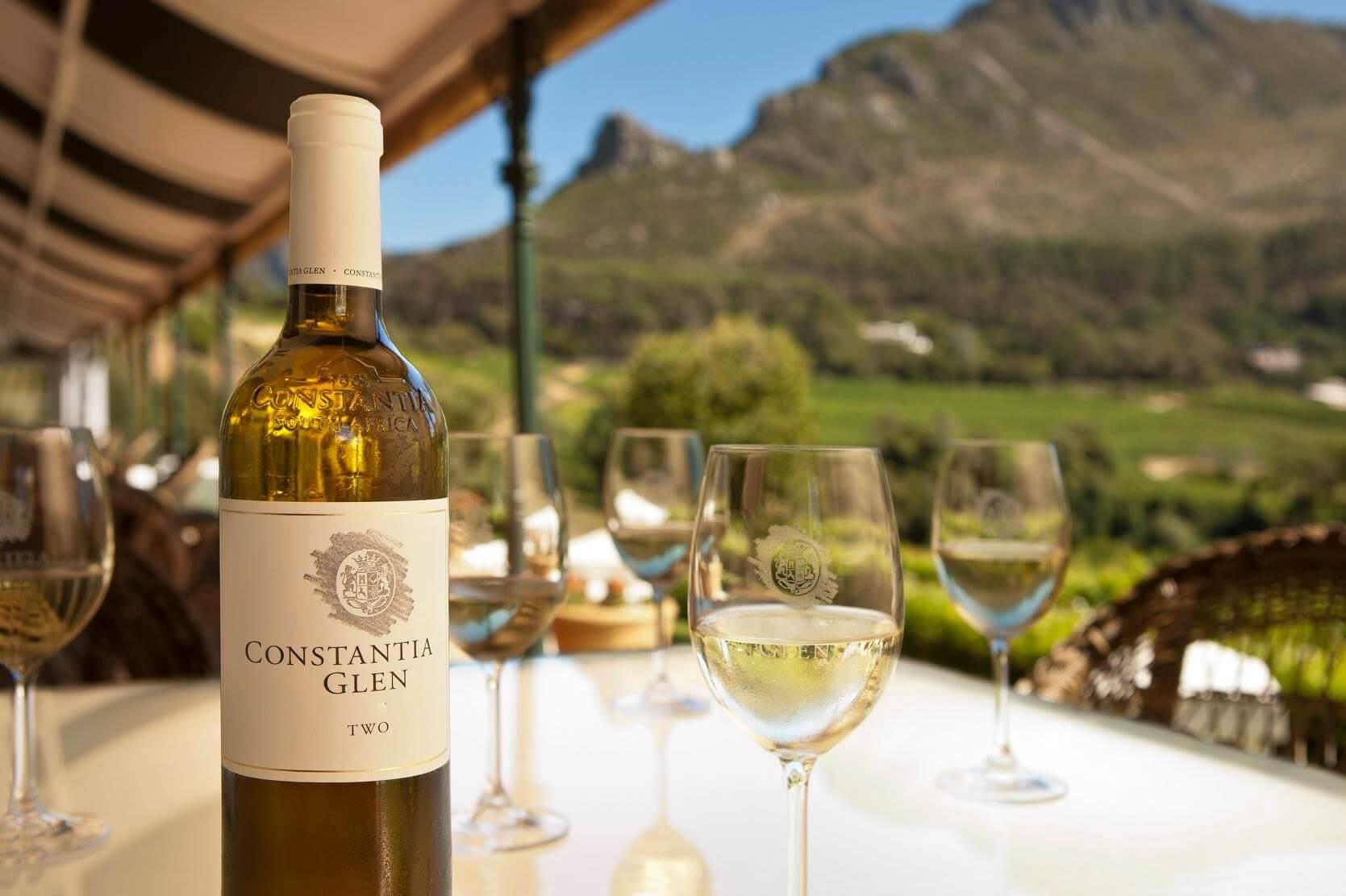 The Constantia Wine Route