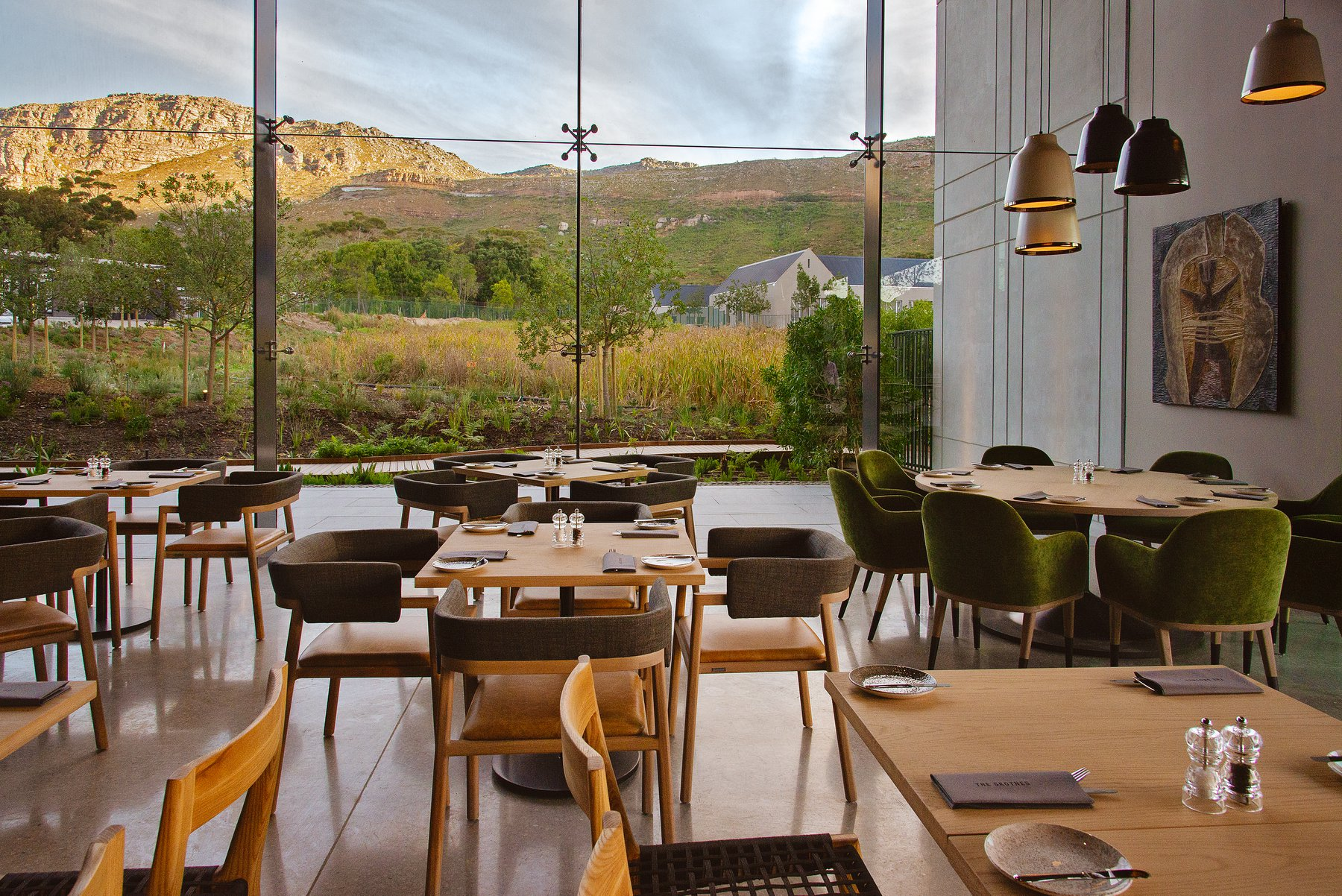 The Skotnes Restaurant