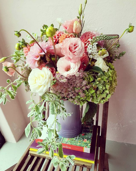 Floral Arranging and Photography Workshop