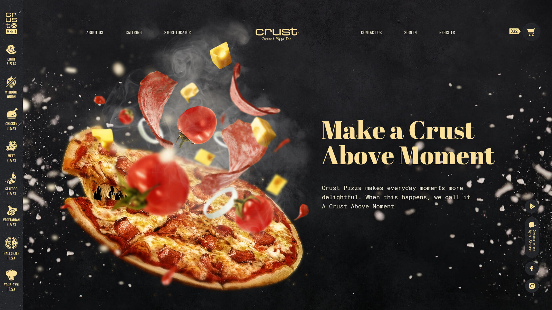 Pizza Crust preview