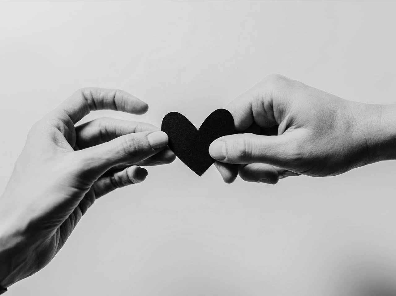 hearts hands