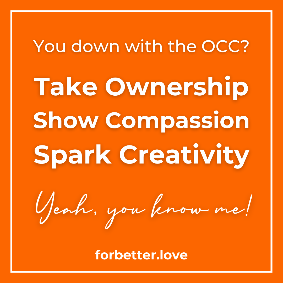 QMB FOR BETTER LOVE FBL OWNERSHIP COMPASSION CREATIVITY BLOG