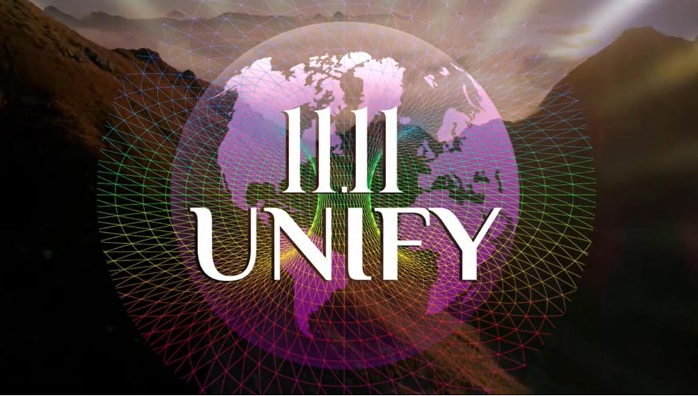 11.11 CommUNITY: New Moon LOVE Celebration