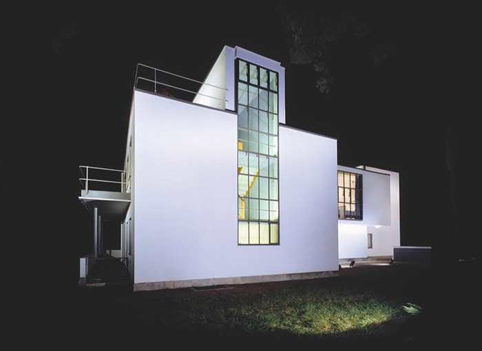 Meisterhäuser Bauhaus