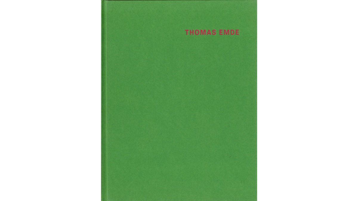 Thomas Emde, Motiv Farbe