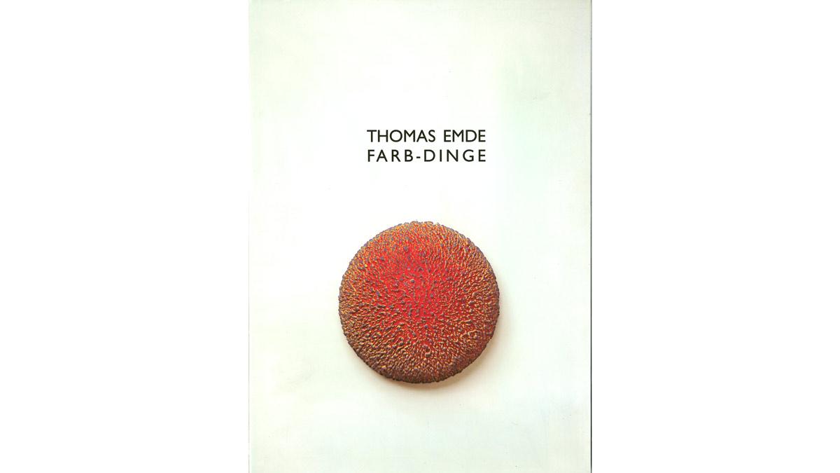 Thomas Emde, Farb Dinge
