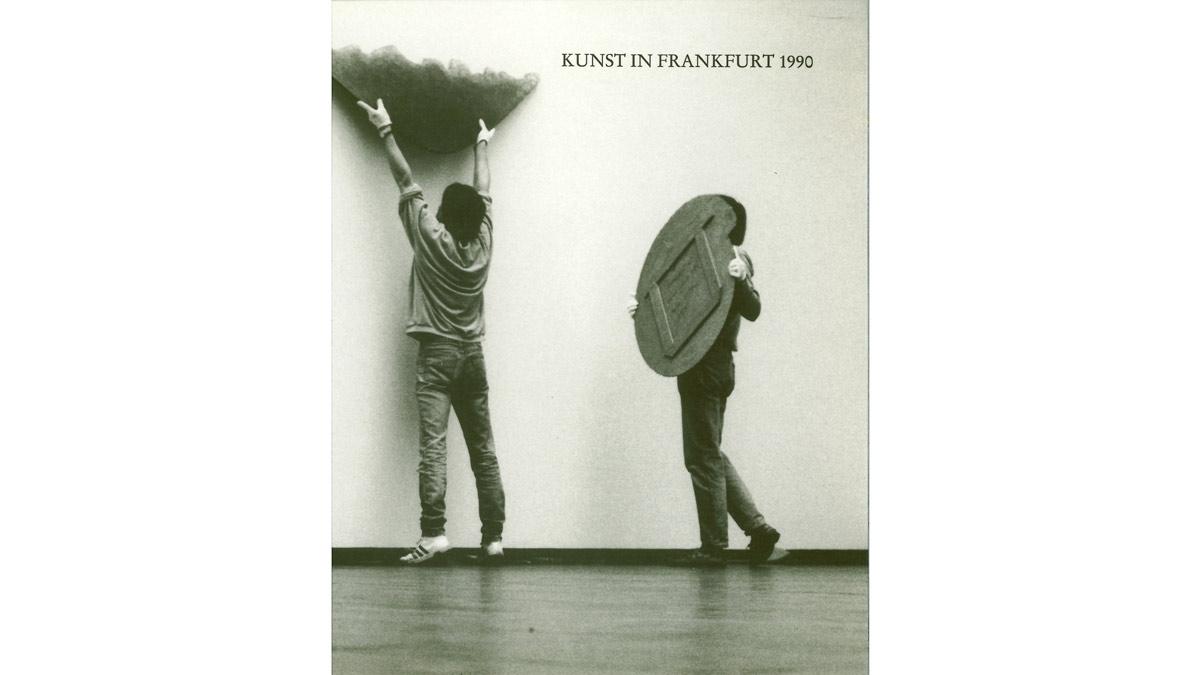 Kunst in Frankfurt 1990