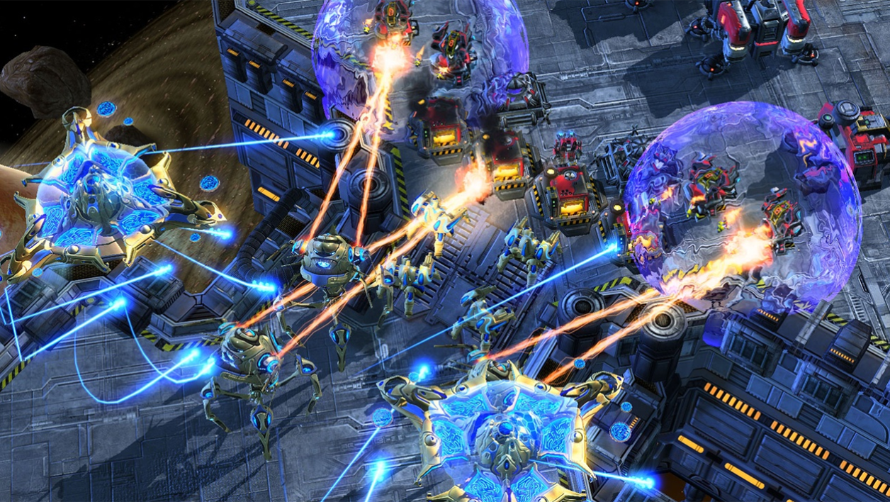 Entraînez-vous à jouer à Starcraft II avec l'intelligence artificielle  DeepMind