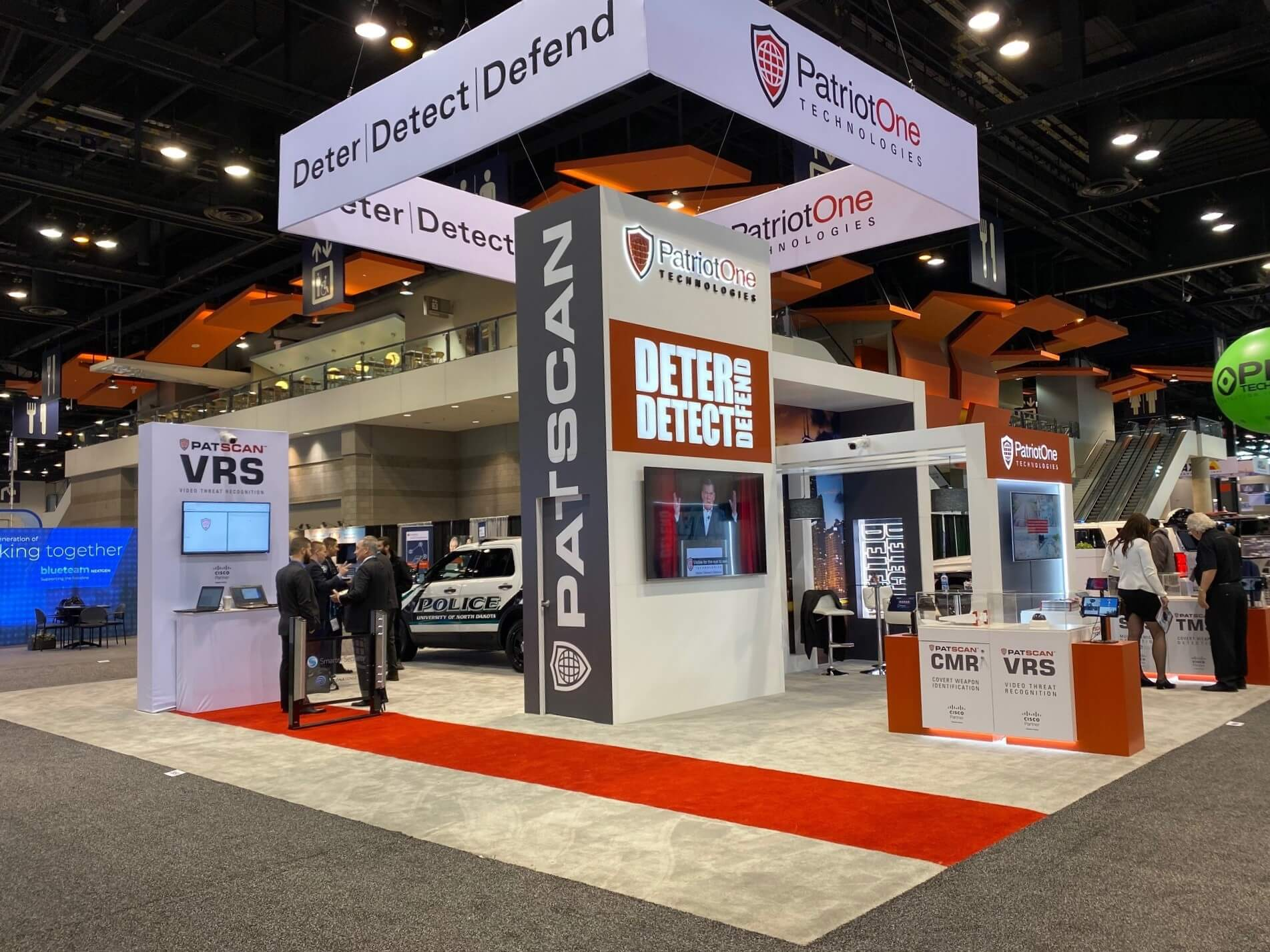 A past project from accordex, events or exhibits or millwork fabrication.