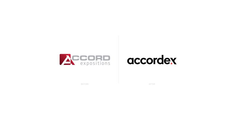 Accordex, a company specializing in the design and fabrication of exhibits, events and retail environments, announced the launch of its new corporate brand identity, redesigned logo, and website.