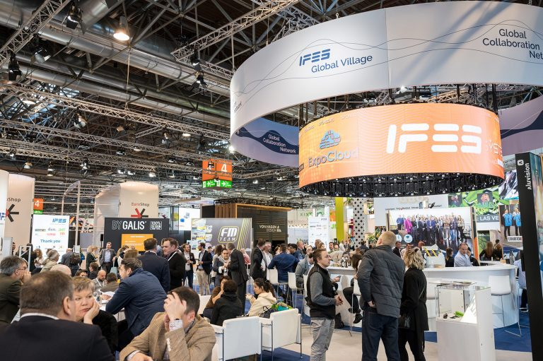 The IFES Village at EuroShop 2020