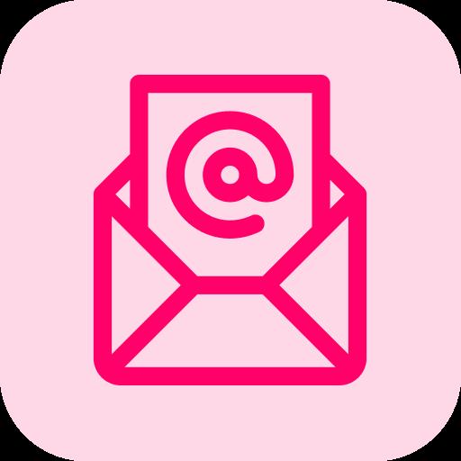 Icône de l'adresse e-mail de injoye : hello@injoye.fr