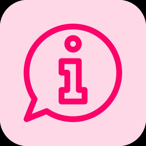 Icône point d'information : siège social injoye