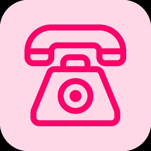 Icône du numéro de téléphone injoye