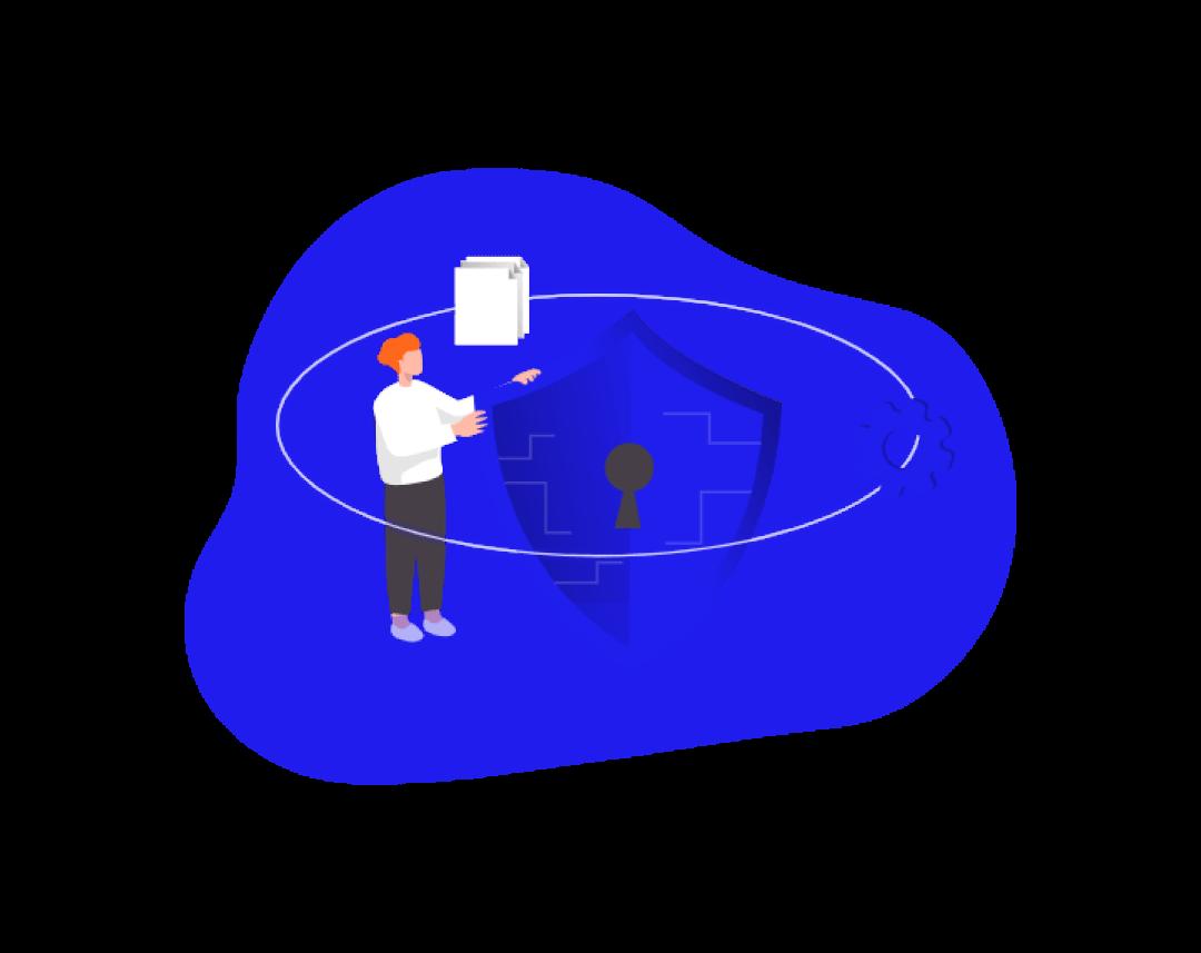 Pin People: Proteção de dados
