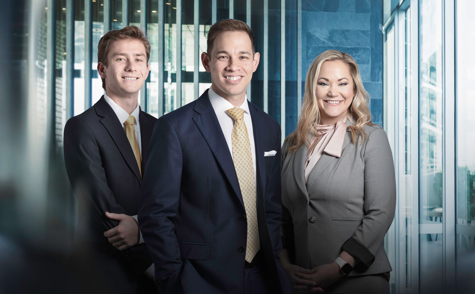 Picture of the theorem wealth management team