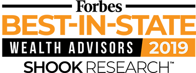 Forbes best in state wealth advisors 2019 graphic
