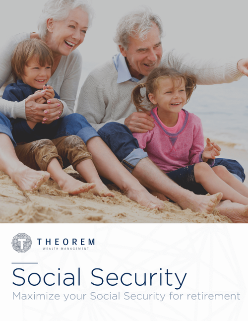 Social Security guide cover