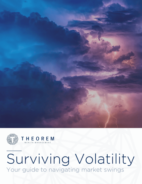 Surviving volatility guide cover