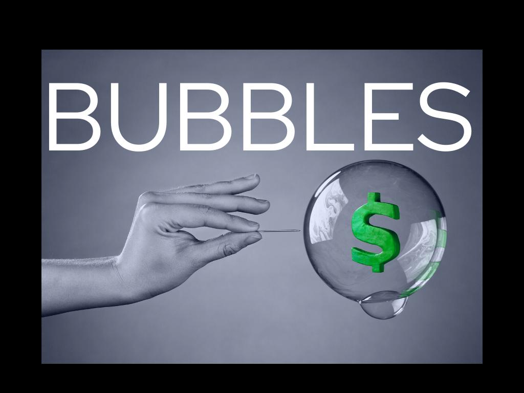 Ep. 1 Market Bubbles