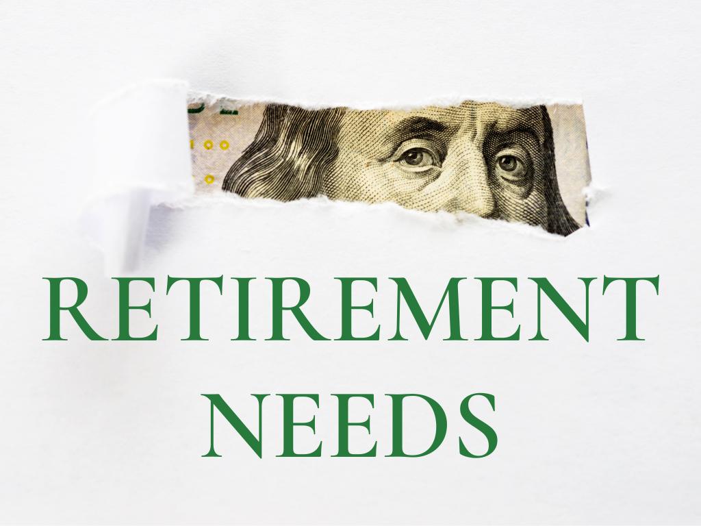 Ep. 3 Top Retirement Needs