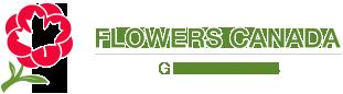 Flowers Canada Growers logo