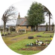 Croxdale cemetery