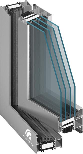 okna mb 86 st si aero