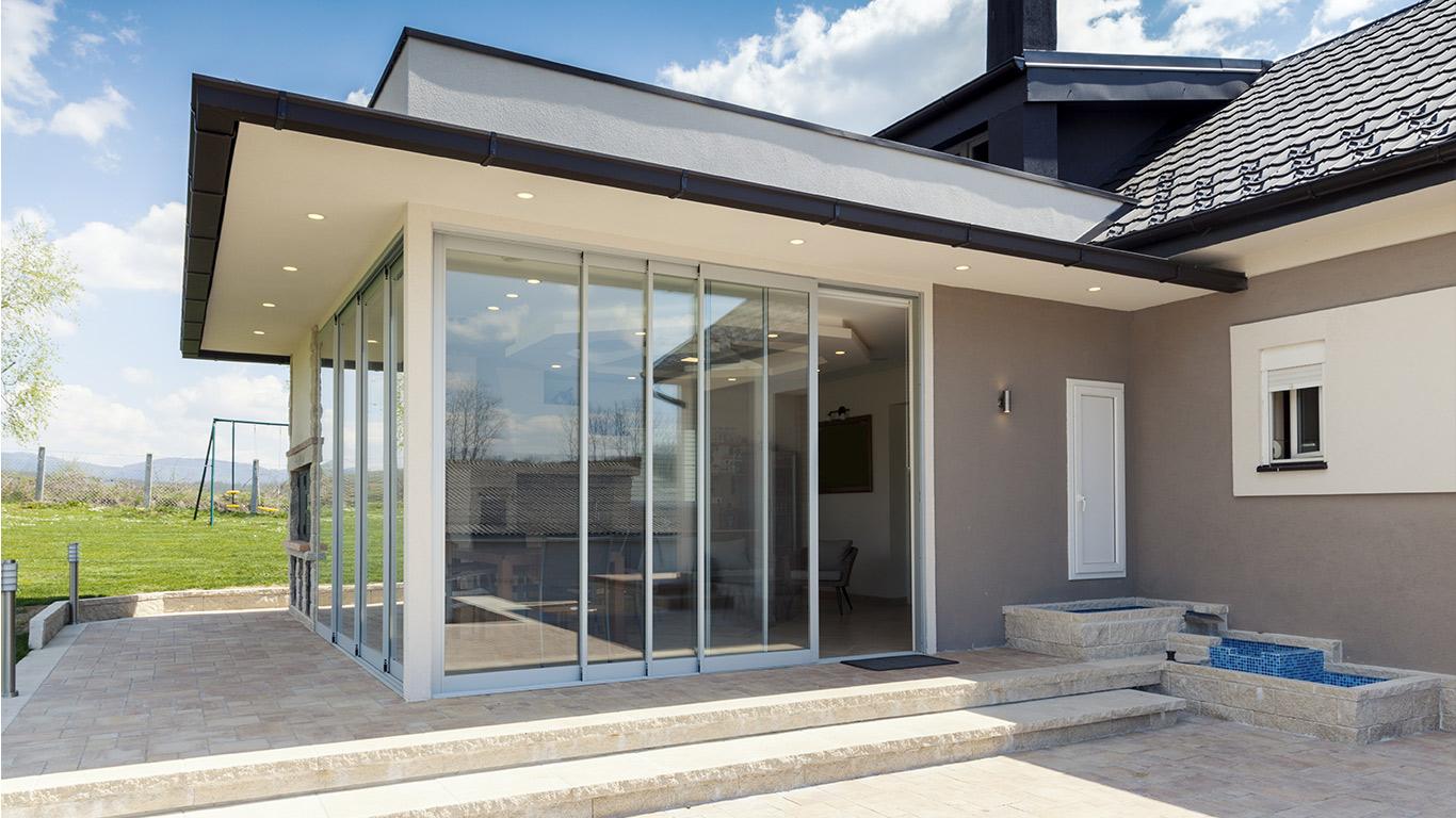 okna aluminiowe kiedy wybrać