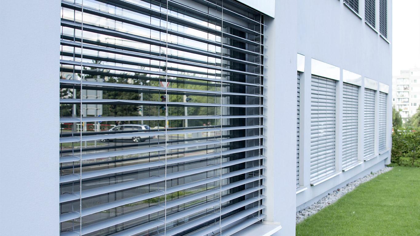 zalety okien fasadowych