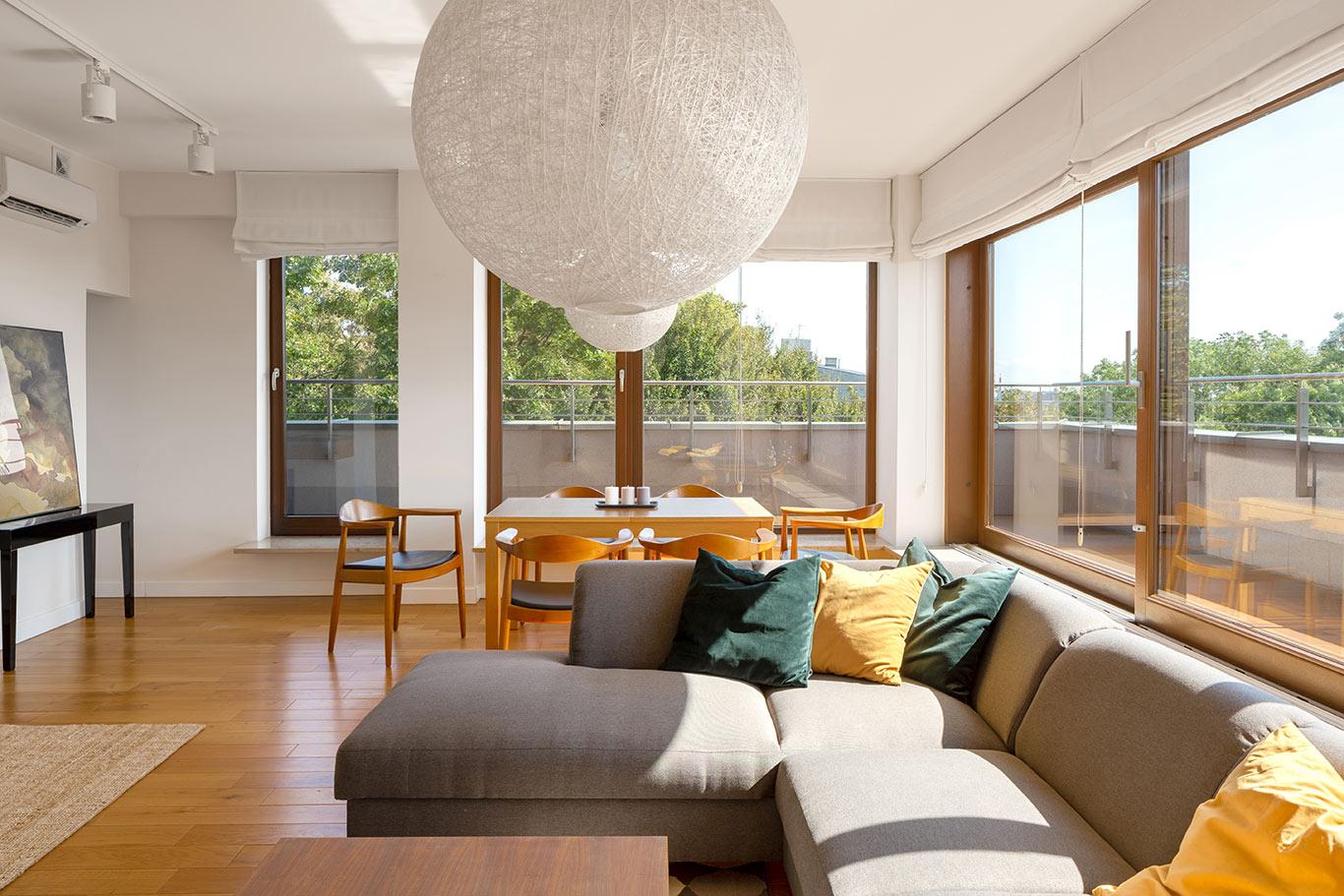 Jak zaplanować rozmieszczenie okien w domu?