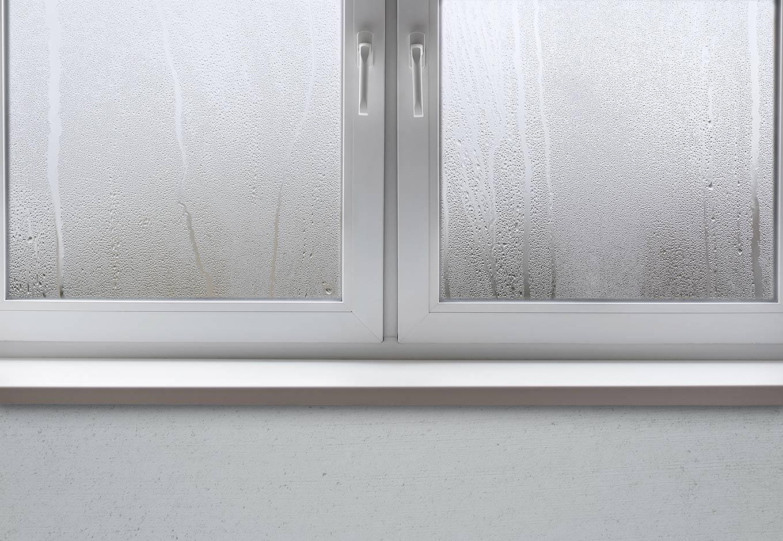 Zaparowane okna