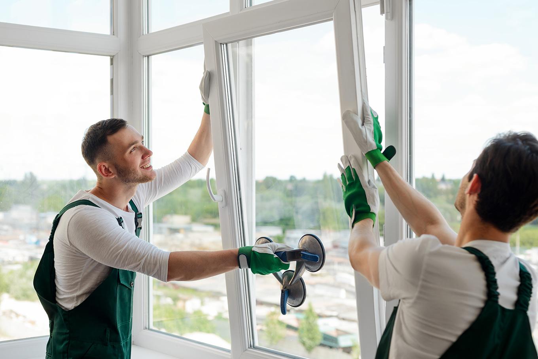 Jak wyregulować okna plastikowe