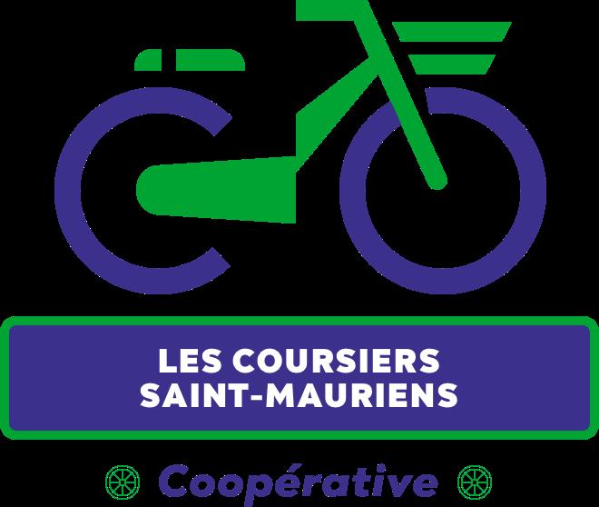 Logo des coursiers saint-mauriens