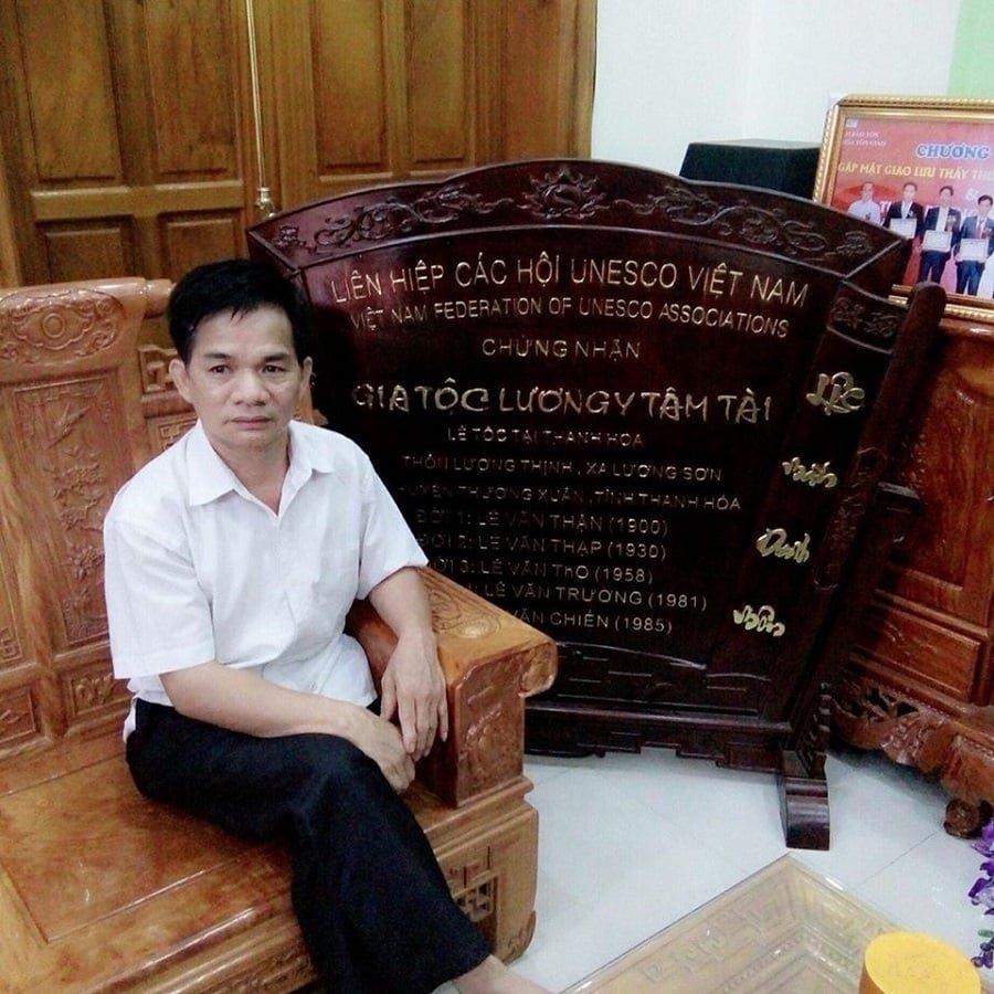 Phòng trị liệu y học cổ đại yền Lê Văn Thọ - Lê Văn Chiến