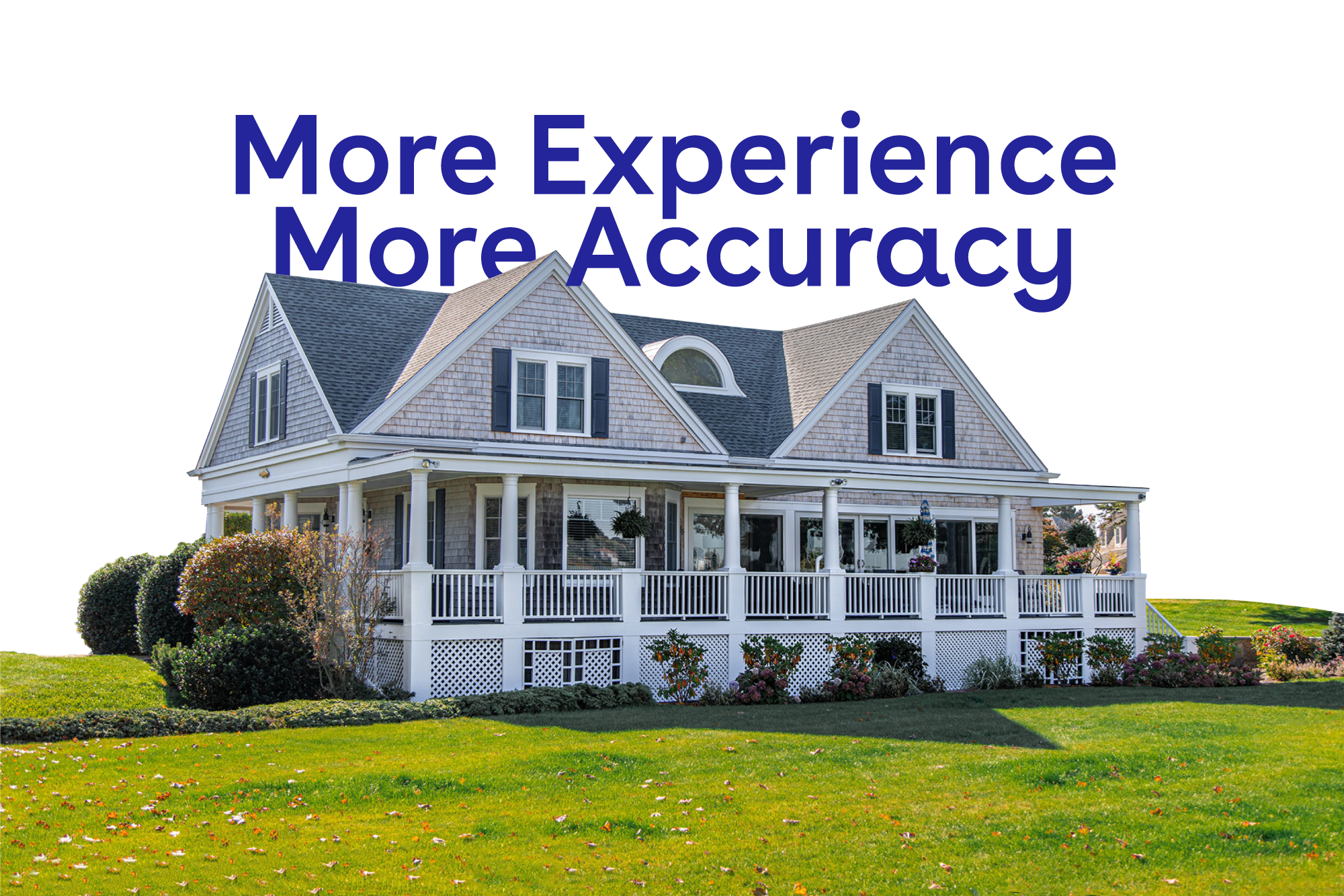 More experience, more accuracy