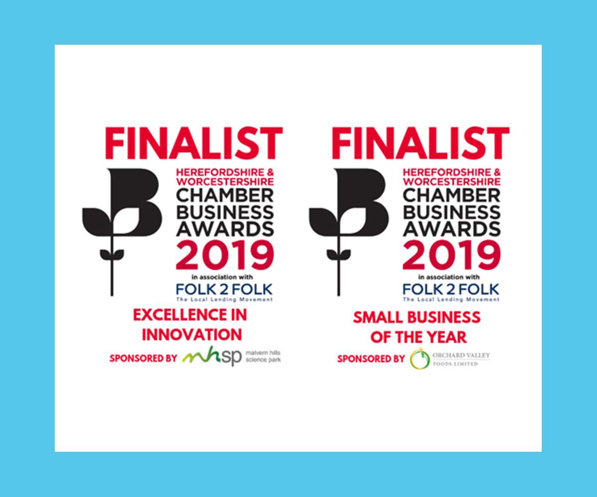 Indra - Finalist 2019 Chambers image