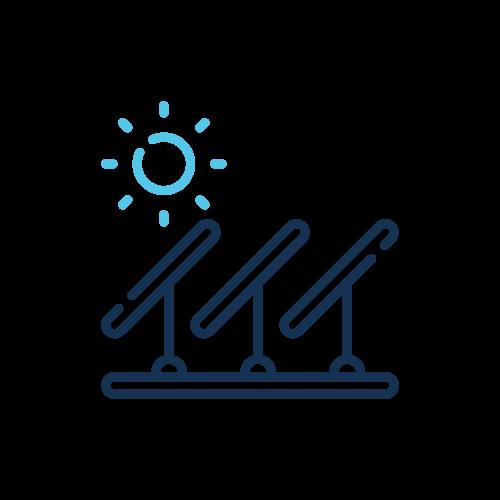 Indra - Energy-efficient storage Icon