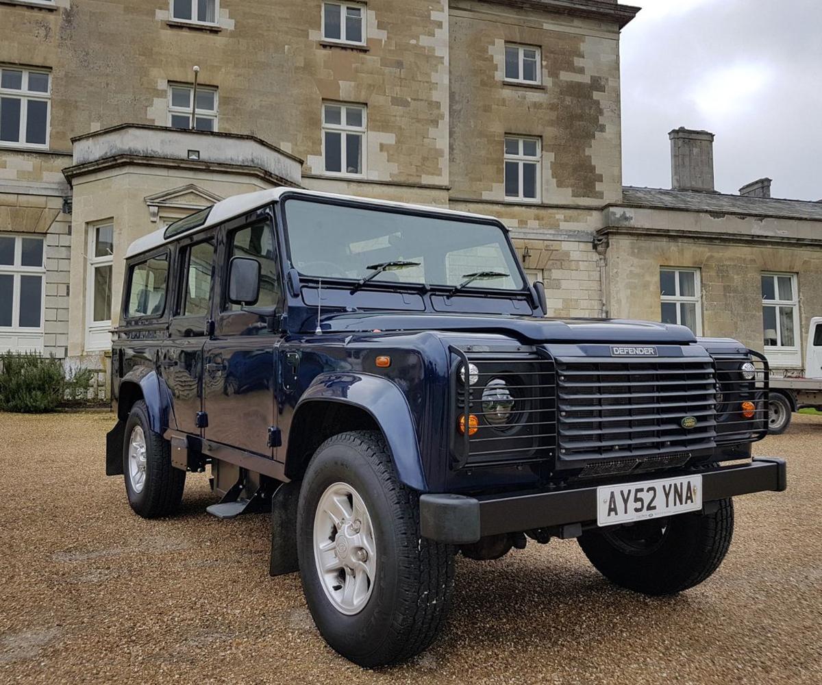 Indra - Land Rover EV Blog image