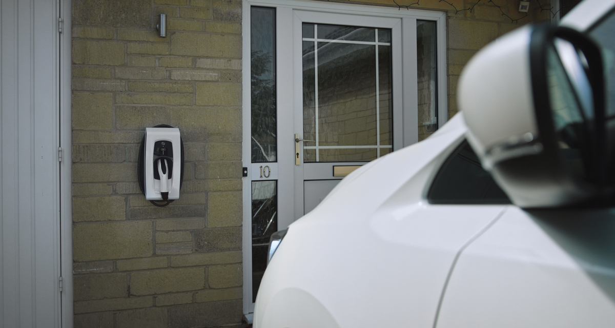 INDRA Smart Pioneer EV charger