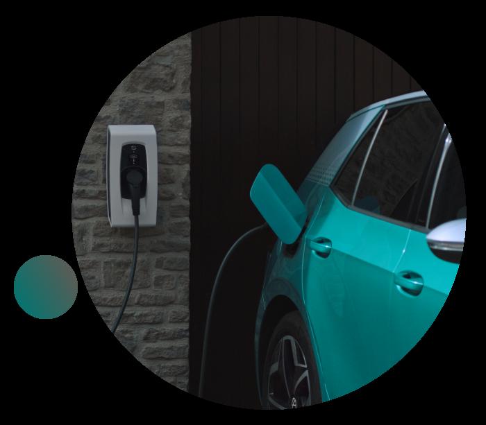 INDRA Smart PRO EV charger