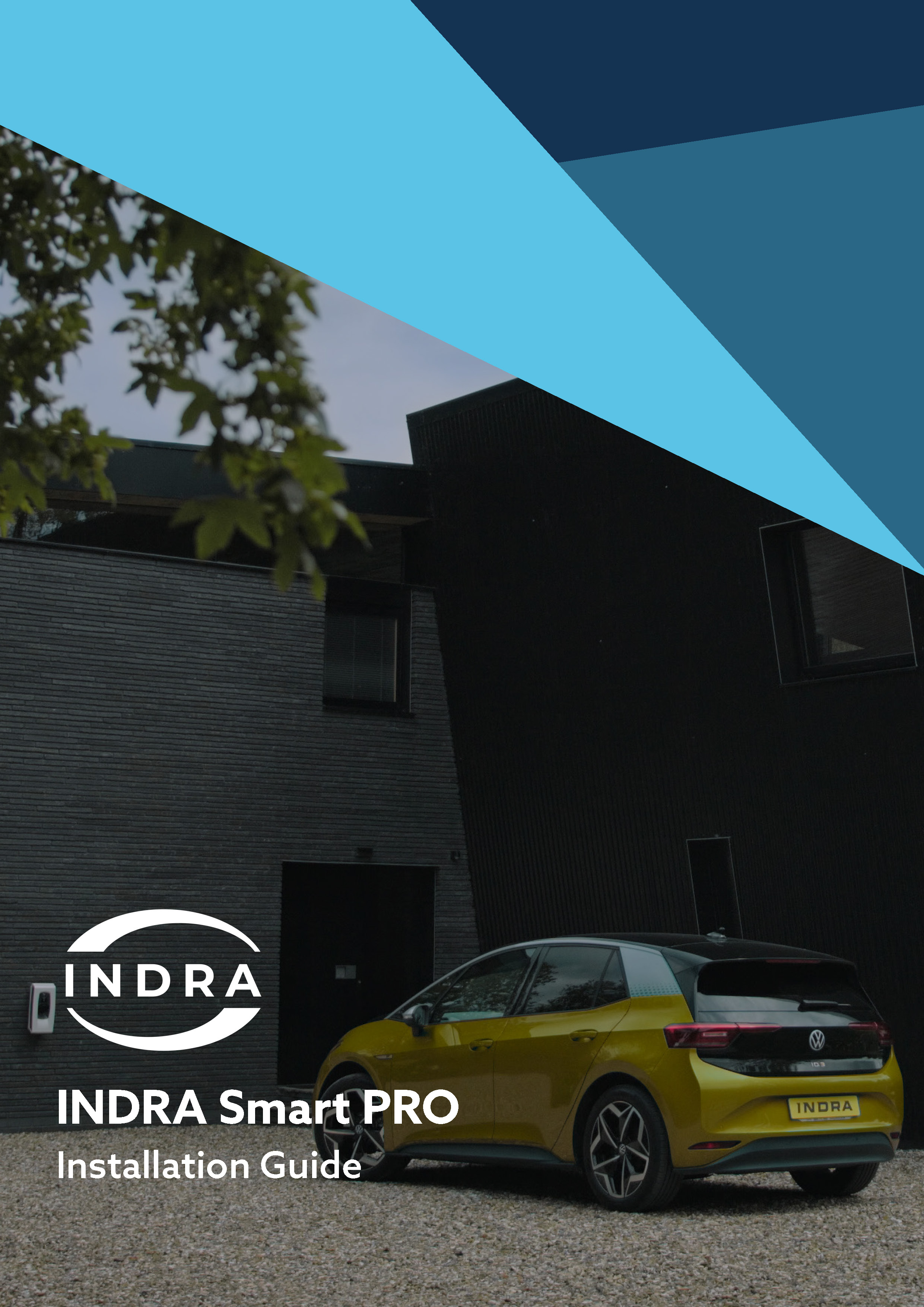 INDRA EV Charger- Smart Pro Installation Guide