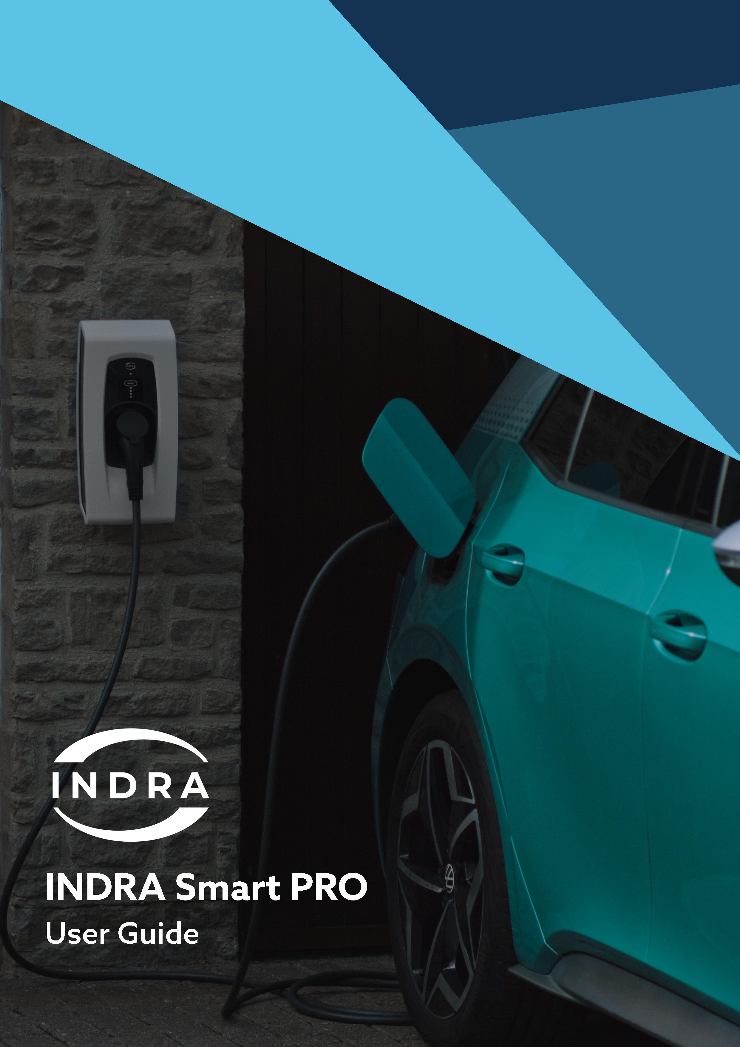 INDRA EV Charger- Smart Pro User Guide