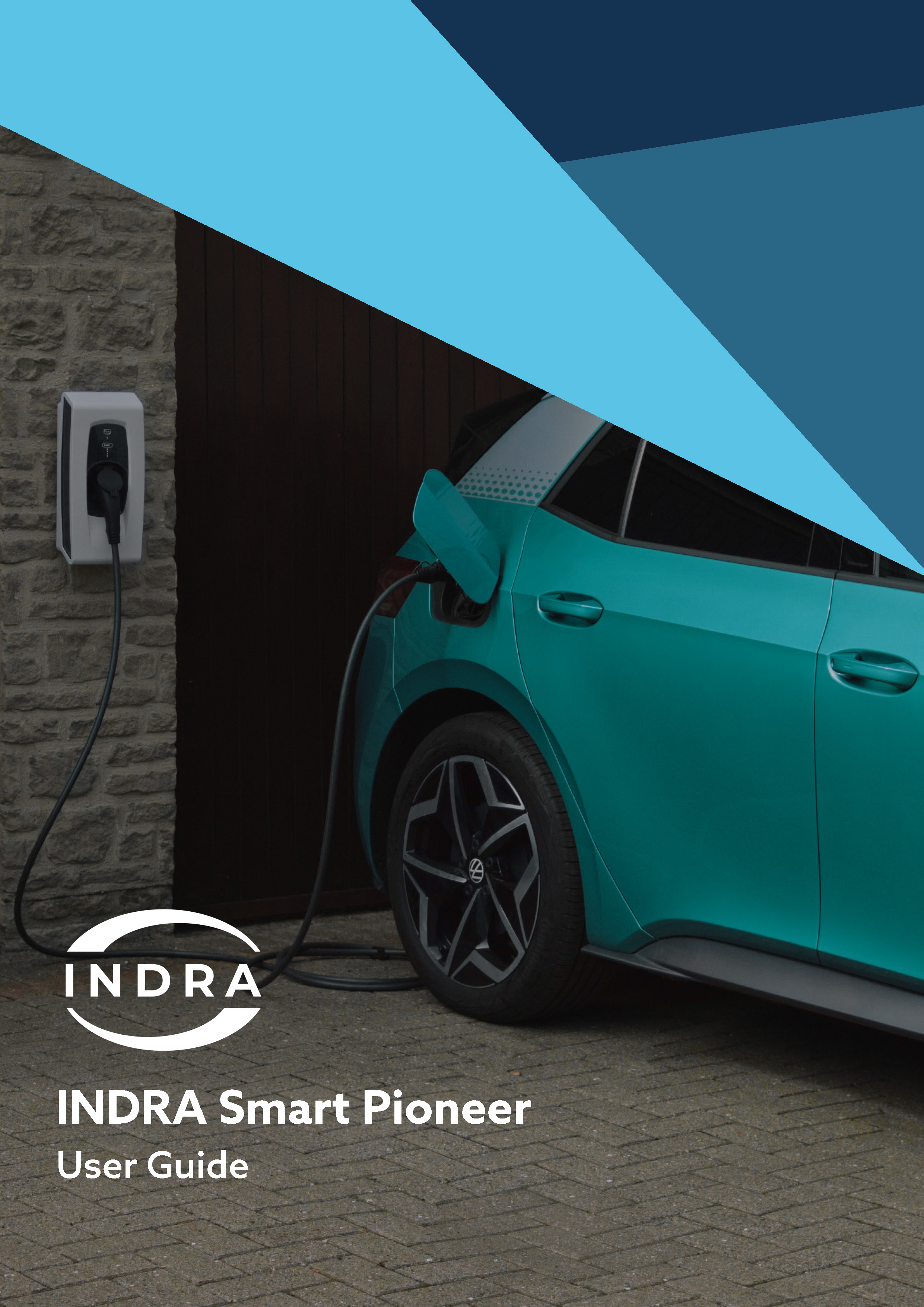 INDRA EV Charger- Smart Pioneer User Guide