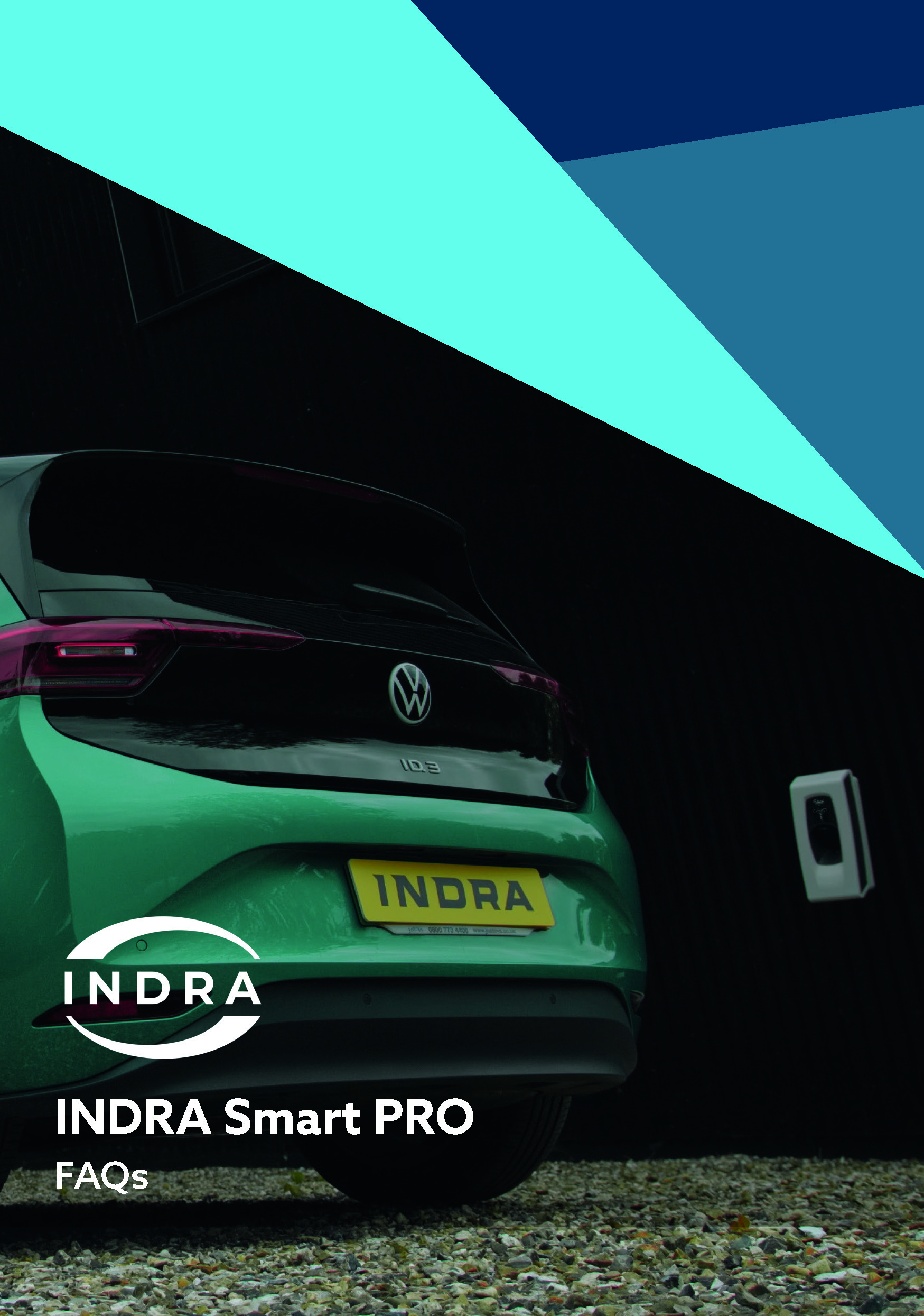 INDRA EV Charger- Smart Pro FAQs