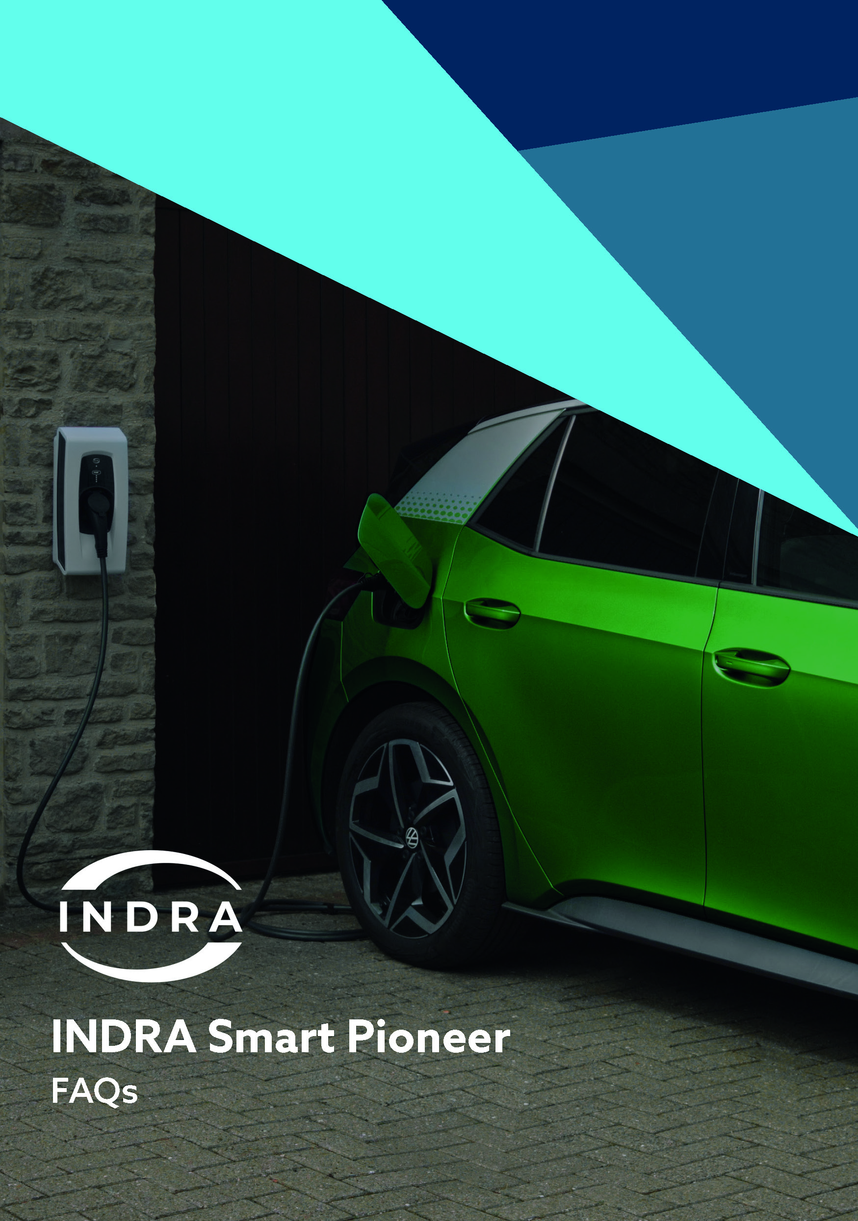 INDRA EV Charger- Smart Pioneer FAQs