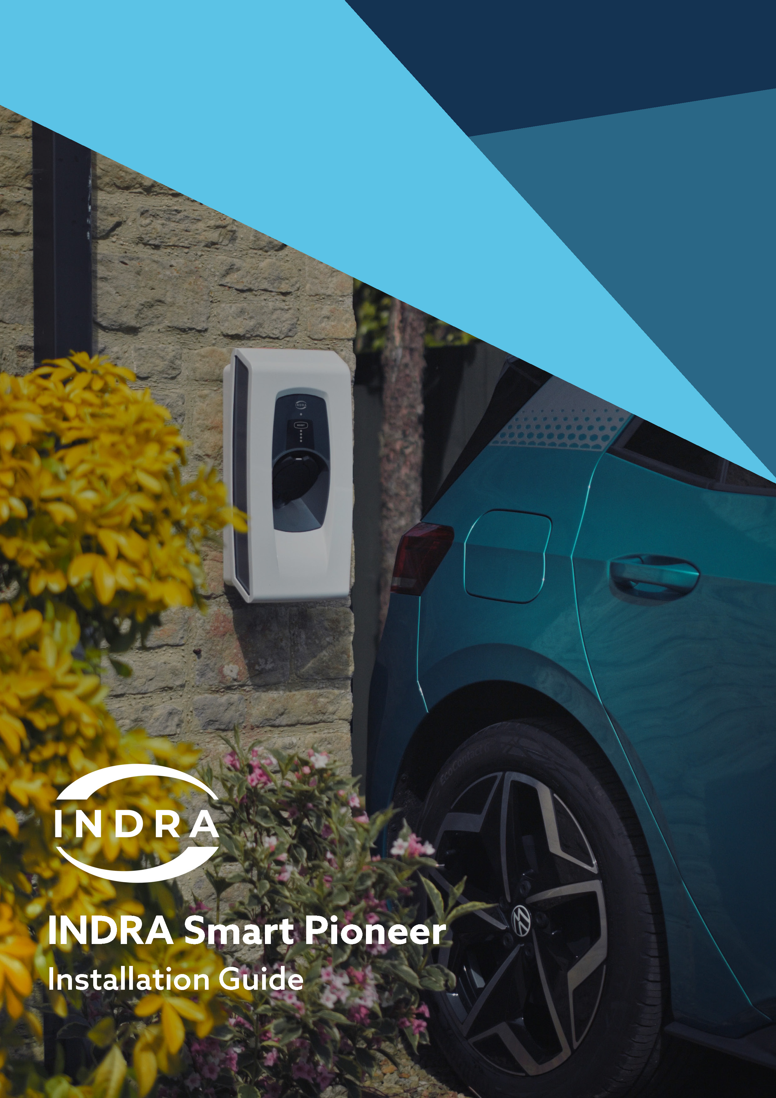 INDRA EV Charger- Smart Pioneer Installation Guide